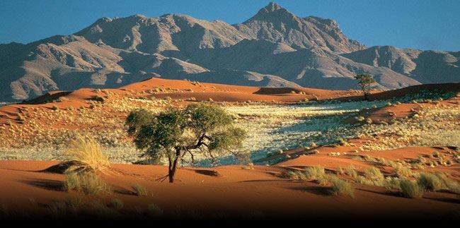 Quando andare in Namibia
