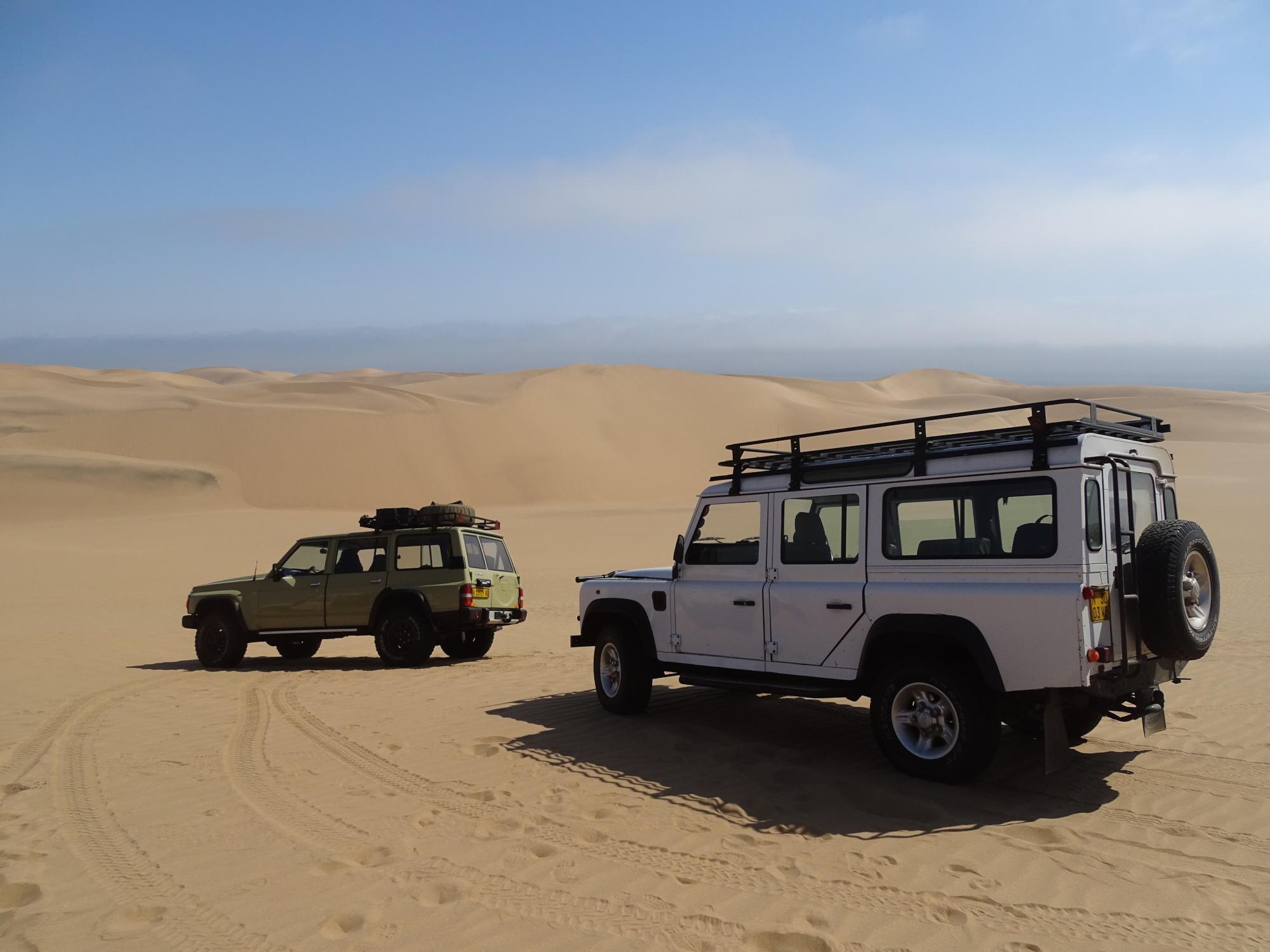 Viaggi in self drive in Namibia