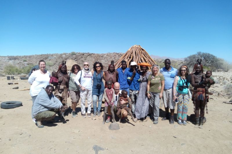 Fantastica Namibia Tour agosto 2018
