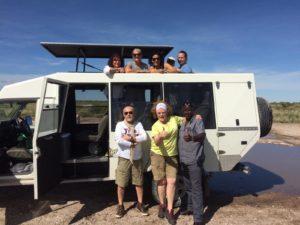 Viaggi di Gruppo in Namibia con guida professionista