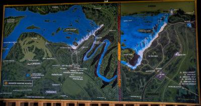 Escursione elicottero Victoria Falls
