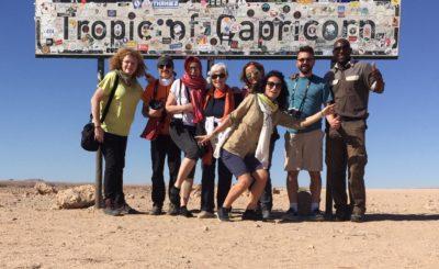 Viaggi Organizzati Namibia guida professionista