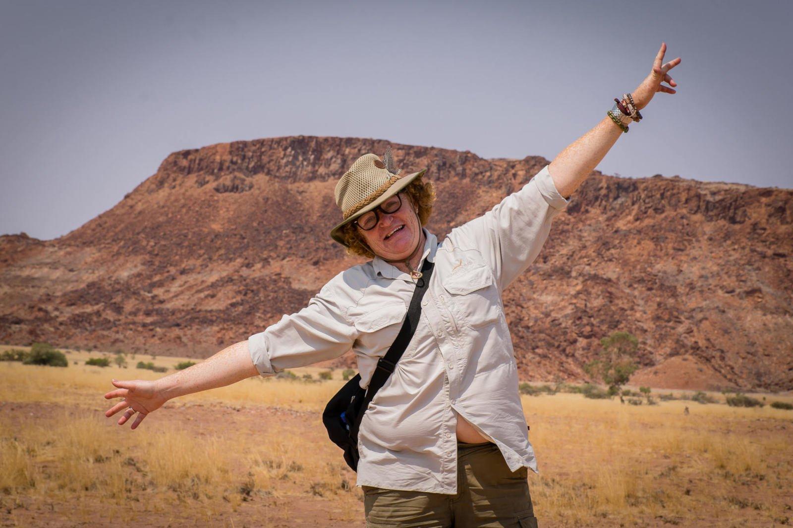 Guida safari professionista Caterina Migno